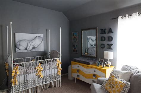 yellow baby bedroom 50 gray nurseries find your perfect shade project nursery