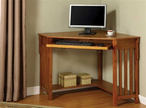 Corner Computer Desk Ideas Corner Computer Desk Design And Ideas