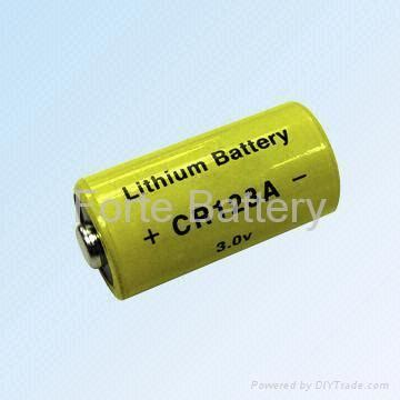 Batrei Cr123a Limited cr123a lithium battery 3 0v 1500mah cr123a battery forte china manufacturer battery