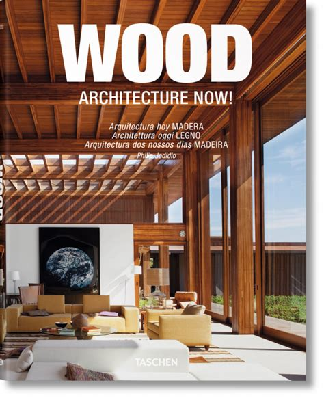 architecture now casas vol 1 libros taschen wood architecture now vol 1 midi format libros taschen