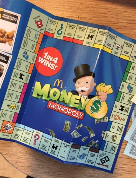 Mcdonalds Instant Win Cash - money monopoly is back at mcdonald s stylish life for moms