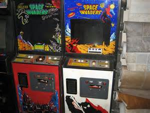 Space Invaders Cabinet Space Invaders And Space Invaders Deluxe Si And Si 2 In