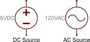ac voltage source schematic symbol wiring diagram website