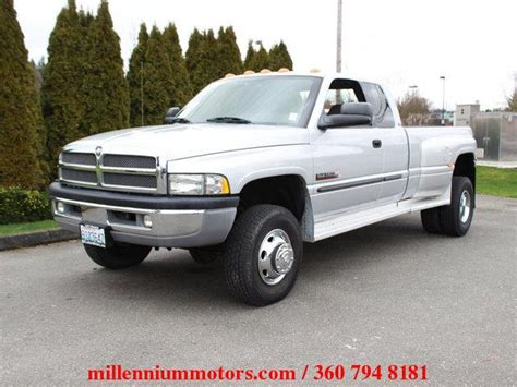 manual cars for sale 2002 dodge ram 3500 engine control carsforsale com search results