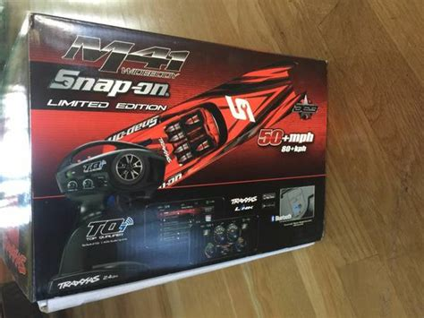 traxxas m41 boat snap on snap on traxxas for sale