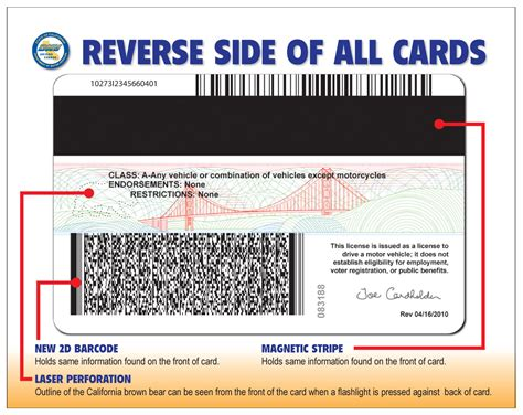 california id card template new california drivers licenses id card unveiled 171 cbs