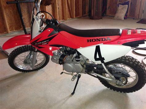 Honda 70 Dirt Bike Buy 2005 Honda Crf 70 Dirt Bike On 2040 Motos