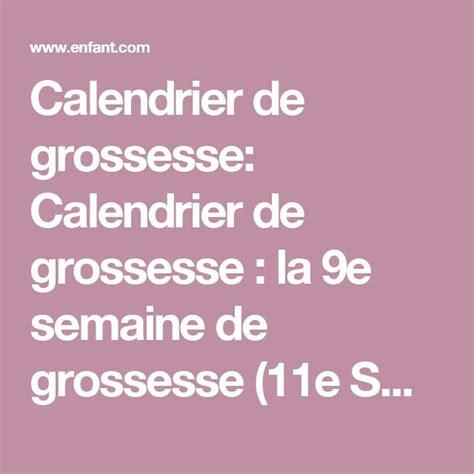 Calendrier De Grossesse 25 Trending Grossesse Semaine Ideas On