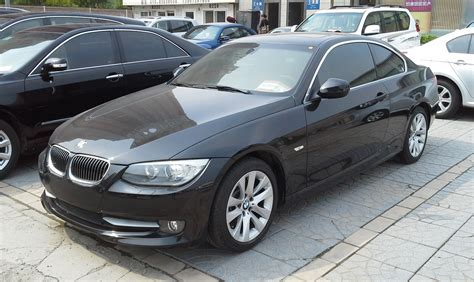 Bmw 3er Wiki by File Bmw 3 Series E92 Facelift China 2014 04 25 Jpg