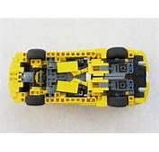 LEGO Chevrolet Camaro Turns Into Transformer Bumblebee  Autoevolution