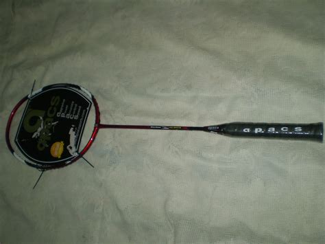 Raket Badminton Apacs Slayer 80 philippines used badminton equipment for sale buy sell