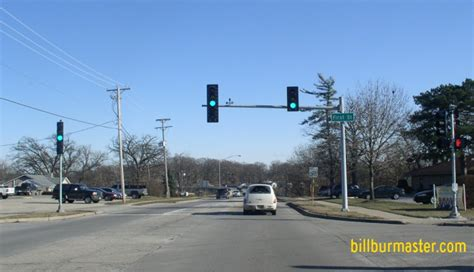 lights in illinois a traffic signals in wilmington on il 53 november 2009