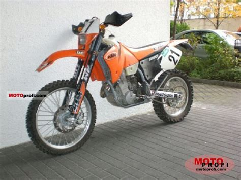 2003 Ktm 250 Exc Specs Ktm 250 Exc 2003 Specs And Photos
