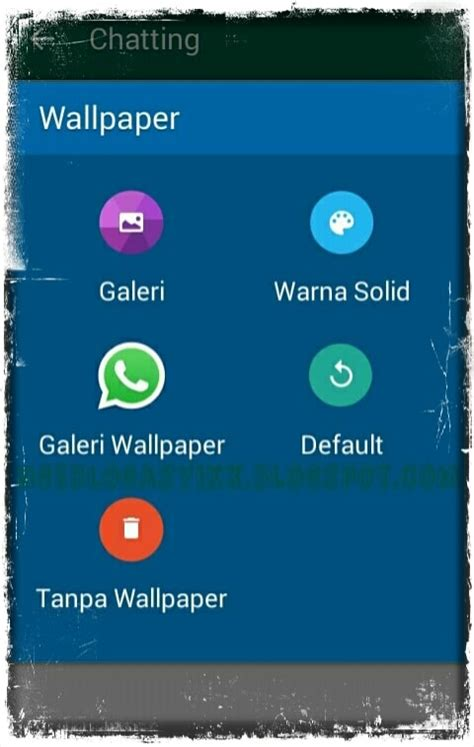 cara merubah wallpaper chat line cara mengganti wallpaper chat aplikasi whatsapp via