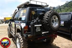 Suzuki Vitara Road Modifications Kaki Offroad 4x4 Adventure Club Suzuki Vitara Modification