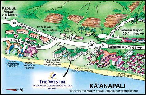 kaanapali resort map the westin ka anapali resort villas sharket