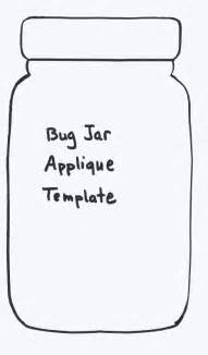 Jar Printable Template by 7 Best Images Of Printable Jar Template Pattern Bug Jar