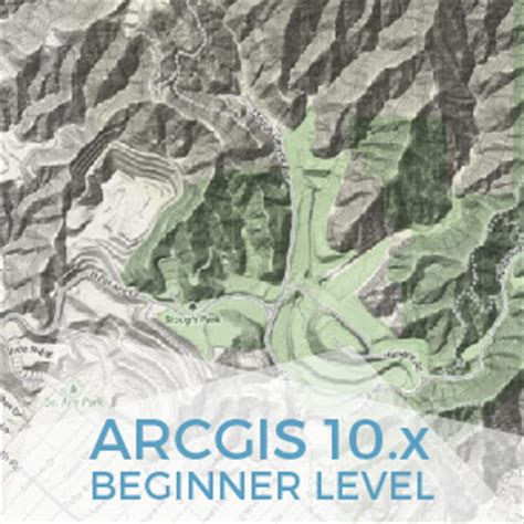 arcgis online tutorial for beginners arcgis 10 beginner level gis course tyc gis training