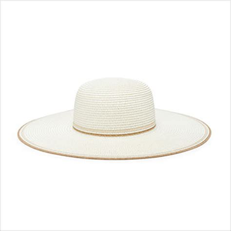 Forever 21s Striped Hat by 14 Ways To Rock A Floppy Hat Like You Were Born For It