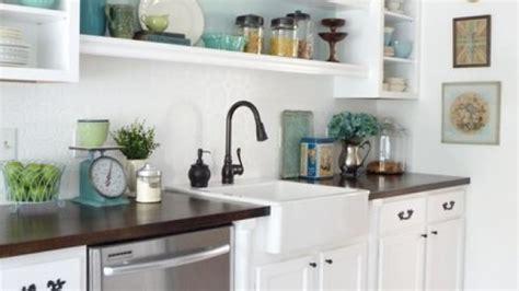 Kitchen Design On A Budget astuces d 233 coration pour une cuisine vintage