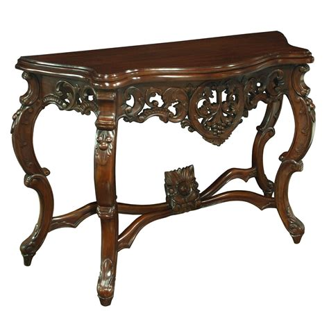 Meja Console meja console ukir queeny furniture queeny