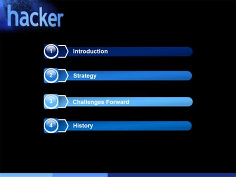 ppt templates for hacking hacker powerpoint template backgrounds 04973