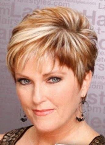 low maintence short hairstyles women in thwere 50 стрижки на средние волосы за 50 лет фото