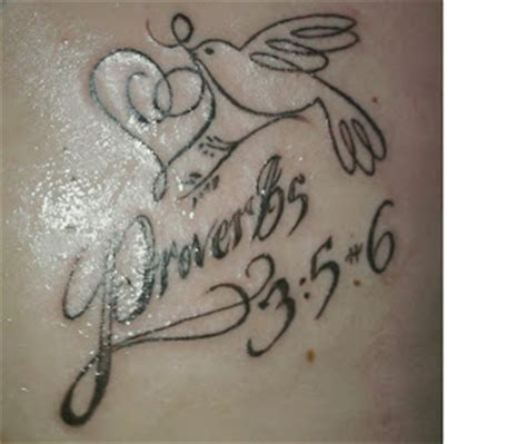 proverbs 3 5 6 tattoo proverbs 3 5 6 www pixshark images