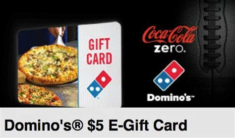 How To Use Dominos Gift Card Online - free 5 domino s pizza gift card
