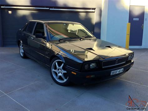 maserati biturbo custom maserati biturbo 425 1985 4d saloon 5 sp manual 2 5l twin