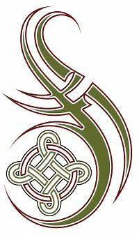 Celtic Tattoo  Boby Pinterest Celta S&237mbolos Y Celtas