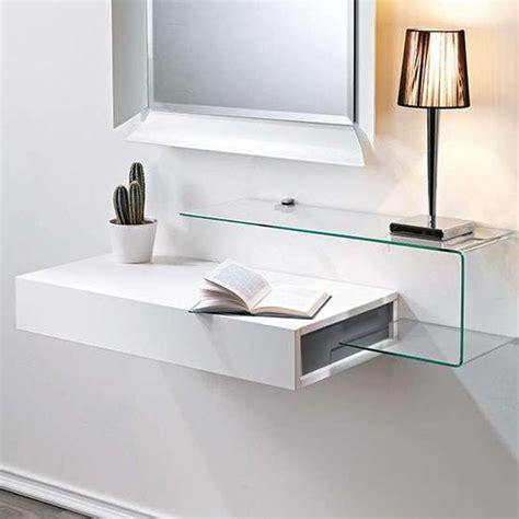 Mensola Con Cassetto Ikea Due V Mobile Ingresso Con Vano Portaoggetti Specchio E