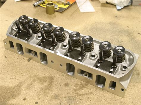 Ford 302 Heads by Ford Cylinder Heads Ford 302 Small Block Aluminum Heads