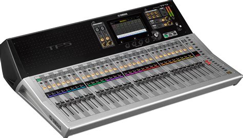 Mixer Yamaha Tf design meets intuition yamaha tf series digital consoles