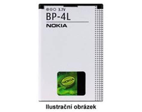 Bateri Nokia Bp4l nokia bp 4l baterie 1 500mah li ion bulk 263 k