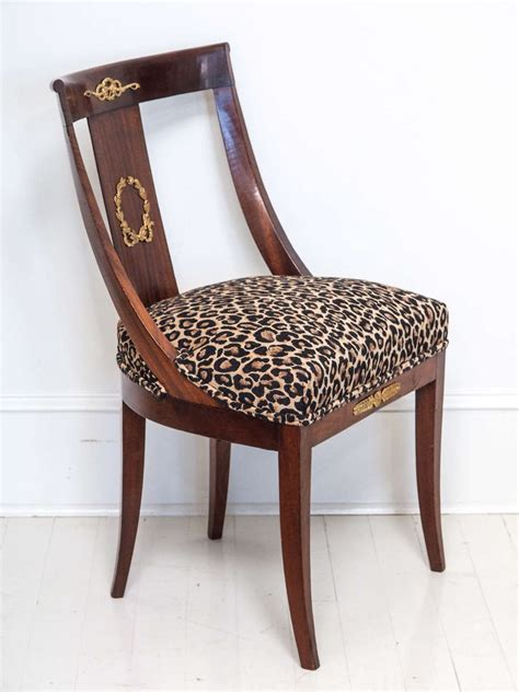 Second Empire Chair by 19th Century Second Empire Walnut Chair With Original