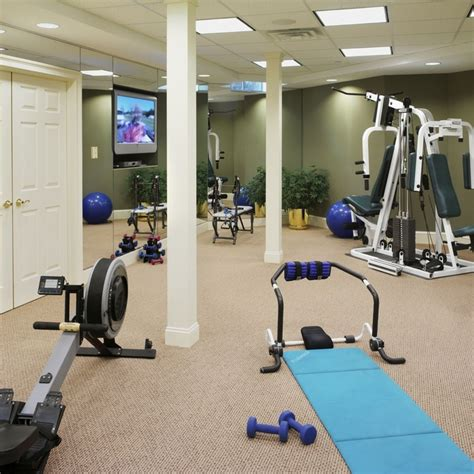 home gyms 58 well equipped home design ideas digsdigs