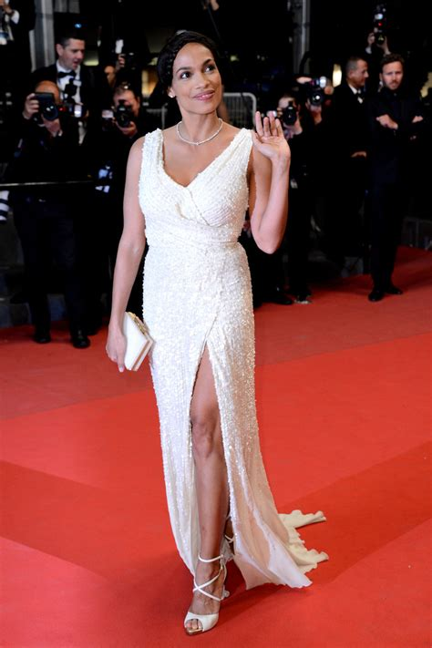 Runway To Carpet Rosario Dawsons Cannes Gown by The Fashion Bomb Fashion Fashion News