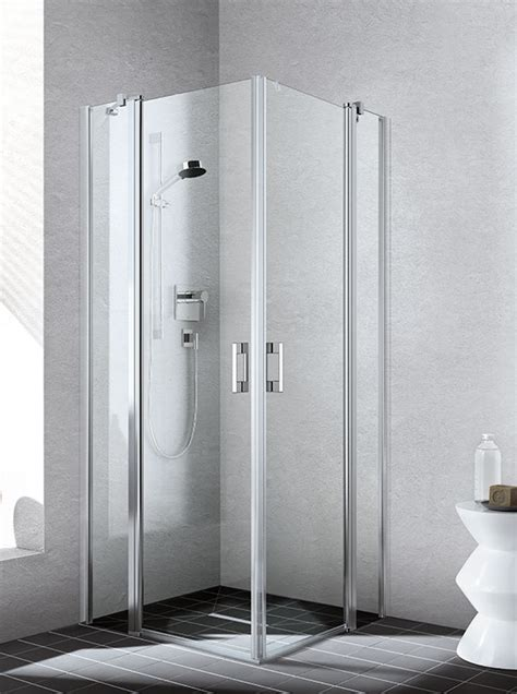 Kermi Shower Doors Liga Profile Shower Enclosures From Kermi Kermi