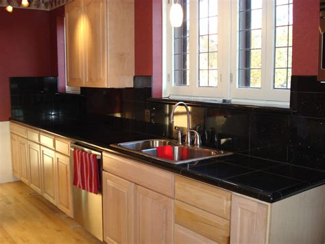 Kitchens With Black Countertops Explore St Louis Granite Countertops Works Of St Louis Mo