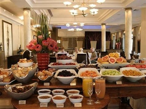 east hton bed and breakfast a decadent cape town breakfast travelstart blog