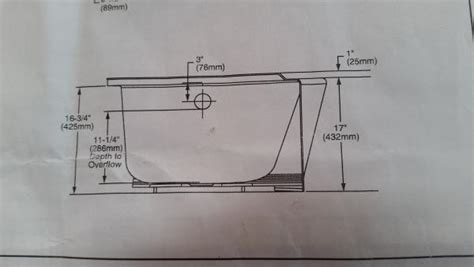 how to set a bathtub in mortar should bathtub be set in mortar doityourself com