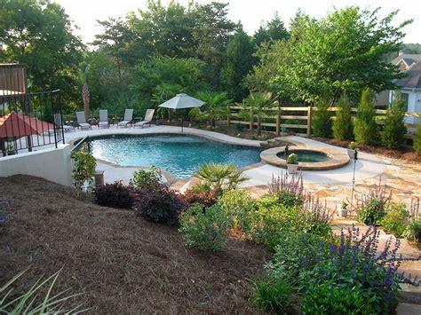 big backyard landscaping ideas big backyard pool landscaping ideas big backyard pool