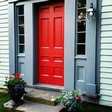 red front door sherwin williams antique red home perfect red door i used sherwin williams in heartthrob