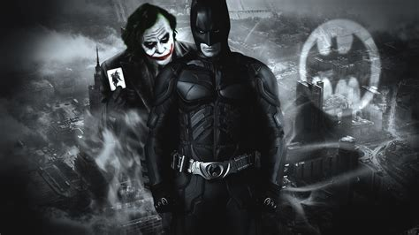 Batman the joker dark knight wallpaper   AllWallpaper.in