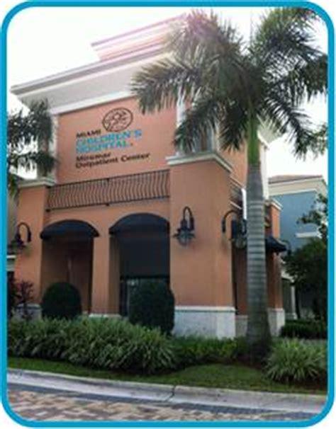 Miami Outpatient Detox Miami Fl by Nicklaus Children S Miramar Outpatient Center Nicklaus