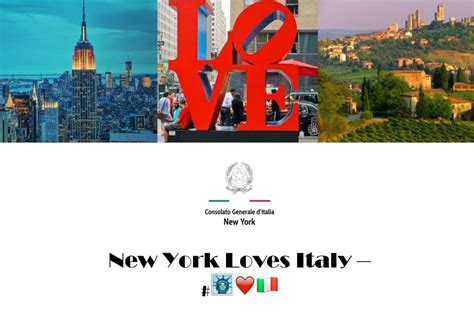 consolato italia new york consolato generale new york
