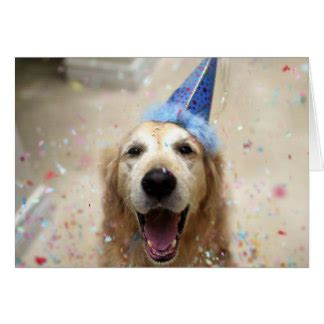 golden retriever birthday cards golden retriever gifts on zazzle