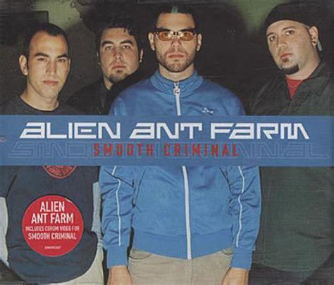 ant farm smooth criminal ant farm smooth criminal uk 5 quot cd single drmdm50887