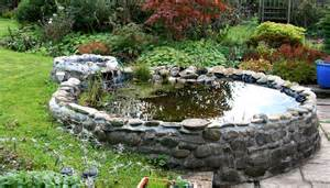 garten teiche how to guide for building a pond for your garden hss